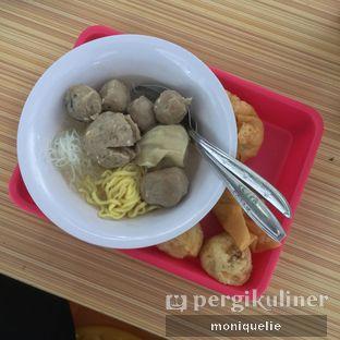 Foto - Makanan(Bakso) di Bakso Keju Bintoro oleh Monique @mooniquelie @foodinsnap