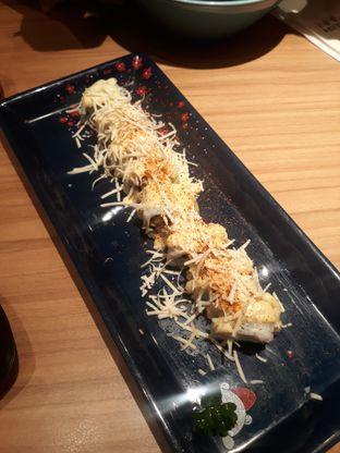 Foto 3 - Makanan(Katsu Spicy Cheese Roll) di Ichiban Sushi oleh Lely08