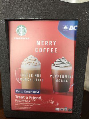 Foto 3 - Menu di Starbucks Coffee oleh Mariane  Felicia