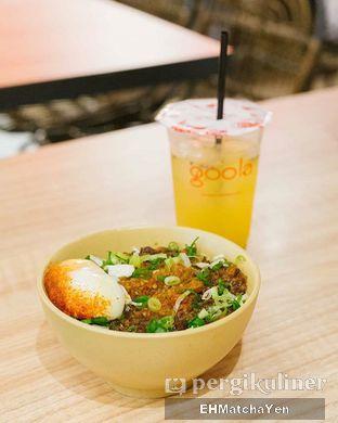 Foto - Makanan(mangkok brisket spicy sauce + onsen egg) di Mangkok Ku oleh Endjie Herawati @eh.matchayen