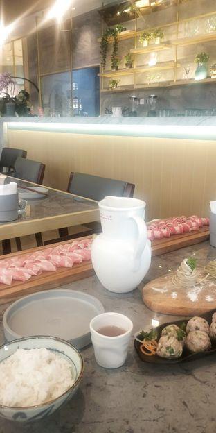 Foto - Makanan(menu) di Chongqing Liuyishou Hotpot oleh aprillia_student_pmsbe_ac_id