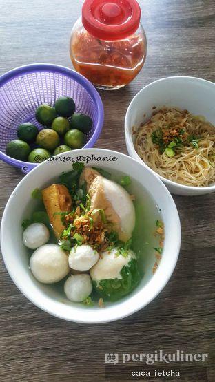Foto 4 - Makanan di Bakso Ikan Telur Asin Ahan oleh Marisa @marisa_stephanie