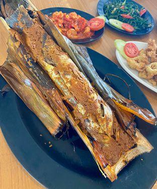 Foto review Ikan Bakar dalam Bambu Karimata oleh Andrika Nadia 2
