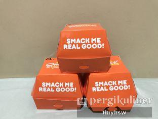 Foto 3 - Makanan di Smack Burger oleh Tiny HSW. IG : @tinyfoodjournal