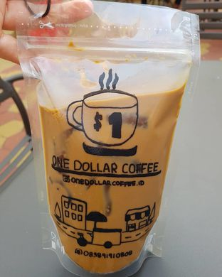 Foto review One Dollar Coffee oleh Thomas  1