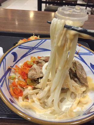 Foto 1 - Makanan di Marugame Udon oleh @Itsjusterr