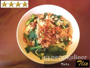 Foto 1 - Makanan di Bakmi Bangka Afu oleh Tirta Lie