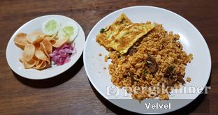 Foto 1 - Makanan(Nasi Goreng Daging Sapi) di Mie Aceh Seulawah oleh Velvel