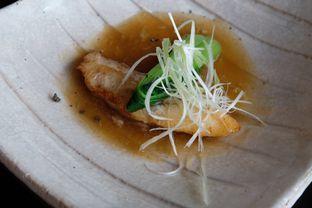 Foto 10 - Makanan(Mekajiki steak kani sauce) di Enmaru oleh Pengembara Rasa