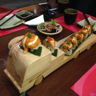 Foto review Shabu Nobu Sushi Nobu oleh Almira  Fatimah 14