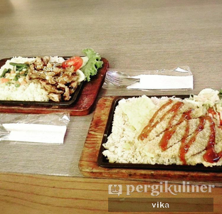Foto - Makanan di Justus Burger & Steak oleh raafika nurf