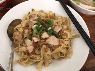 Foto 1 - Makanan di Bakmi Ahiung Khas Jambi oleh Marsha Sehan