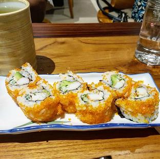 Foto 1 - Makanan di Sushi Masa oleh Mitha Komala