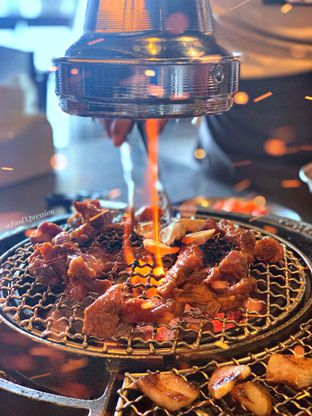 Foto 1 - Makanan di Magal Korean BBQ oleh Eatandcrunch