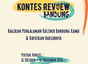 Ayo Ikuti Kontes Review Bandung Sekarang Juga!