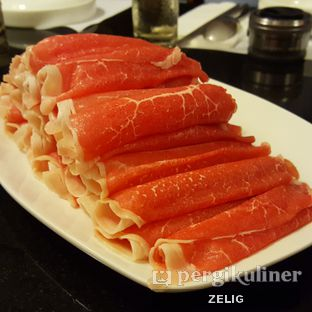 Foto 7 - Makanan(Shaboo9 Special Set) di Shaboonine Restaurant oleh @teddyzelig