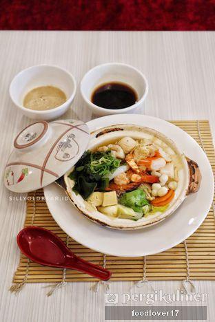 Foto 8 - Makanan(Yose Nabe) di Kokeshi Teppanyaki oleh Sillyoldbear.id