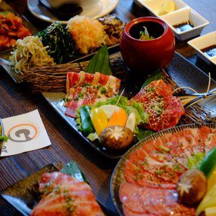 Foto review WAKI Japanese BBQ Dining oleh Reinard Barus 9