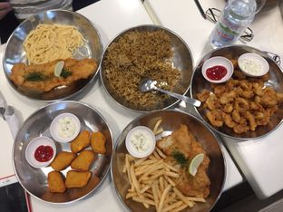 Foto review Fish Wow Cheeseee oleh hungrypanda 1