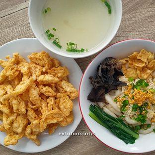 Foto 1 - Makanan di Bakmie Tjap Ayam oleh @mizzfoodstories