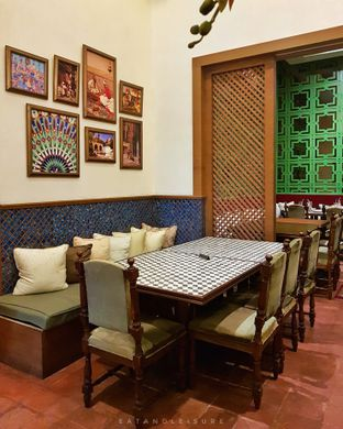 Foto 3 - Interior di Al Jazeerah Signature oleh Eat and Leisure