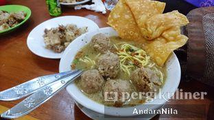 Foto 1 - Makanan di Bakso Solo Samrat oleh AndaraNila