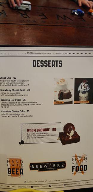 Foto 3 - Menu(Dessert Menu) di BREWERKZ Restaurant & Bar oleh CumaYangEnak
