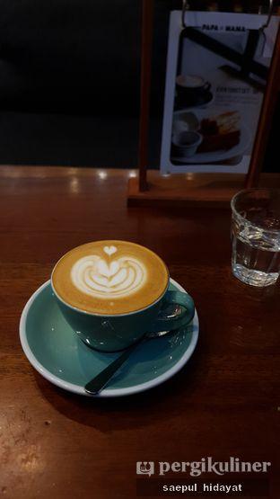 Foto review Papa & Mama Bistro and Coffee oleh Saepul Hidayat 5