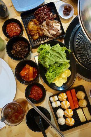 Foto 1 - Makanan di Yorichi BBQ & Shabu Shabu oleh yudistira ishak abrar