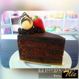 Foto 1 - Makanan( Chocolate Fudge Cake) di Stellete Cake oleh Tirta Lie