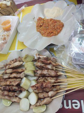 Foto Makanan di Sate Taichan Bang Maman