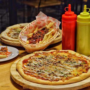 Foto 1 - Makanan di Pizza Time oleh Wawa | IG : @foodwaw