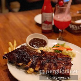 Foto - Makanan(Baby Back Ribs) di The Meat Company Carnivor oleh Clarine  Neonardi | @JKTFOODIES2018