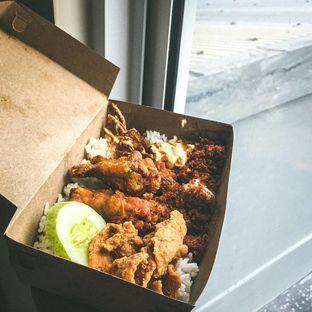 Foto - Makanan di Nasi Kulit Pas Kantong oleh bukancicidankoko