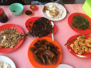 Foto 2 - Makanan di Seafood Kalimati 94 Mulyono oleh Azwan Thomas