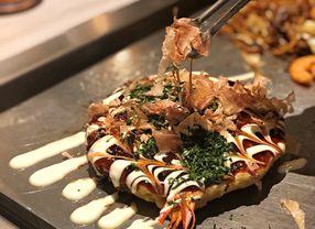 6 Okonomiyaki di Jakarta yang Nikmat dan Sulit Ditolak