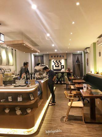 Foto Interior di TYFEL COFFEE