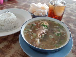 Foto 2 - Makanan di Sop Ayam Khas Klaten oleh @yoliechan_lie