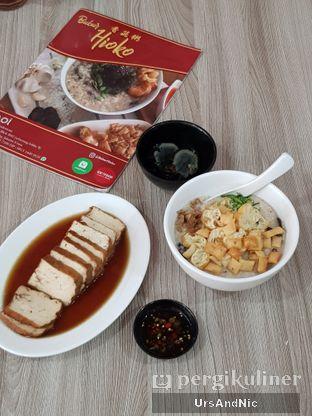 Foto 2 - Makanan di Bubur Hioko oleh UrsAndNic