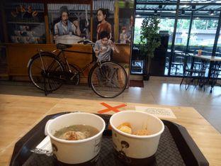 Foto 1 - Makanan di Bakso Boedjangan oleh Fuji Fufyu