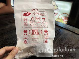 Foto review Rou Bao oleh Icong  3
