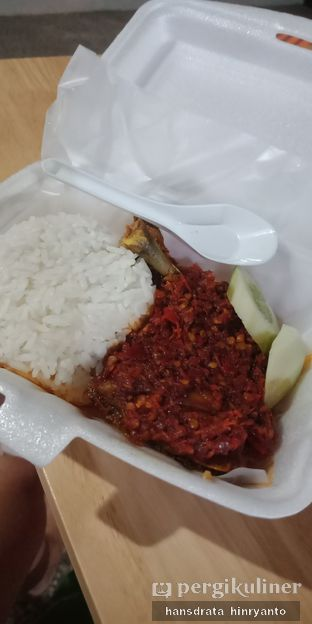 Foto review Ayam Gebuk Sambalado Koko Panus oleh Hansdrata.H IG : @Hansdrata 1