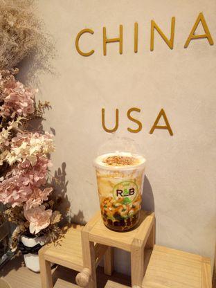 Foto review R&B Tea oleh Fuji Fufyu 3