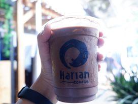 foto Harian Cokelat