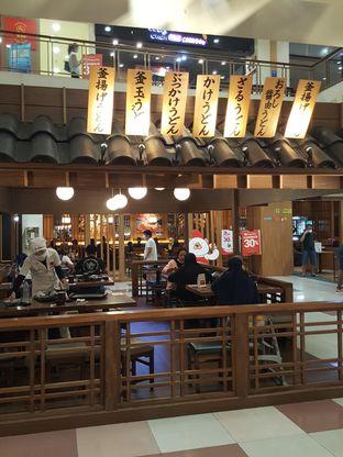 Foto review Marugame Udon oleh Stallone Tjia (@Stallonation) 7