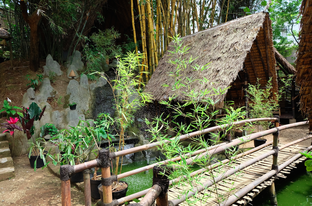 Foto 7 - Interior di Kebon Awi Kaffee oleh katakaya