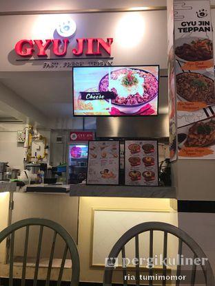 Foto review Gyu Jin Teppan oleh Ria Tumimomor IG: @riamrt 3