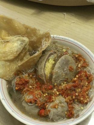 Foto 3 - Makanan di Bakso Solo Samrat oleh Novi Ps