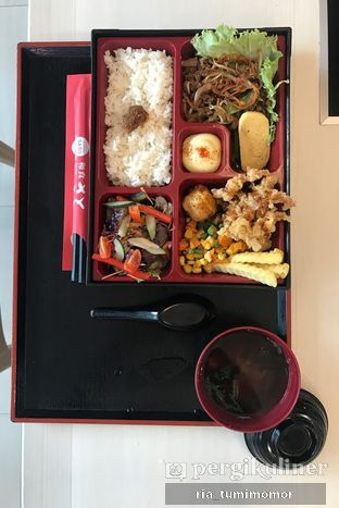 Foto 1 - Makanan di Washoku Sato oleh riamrt
