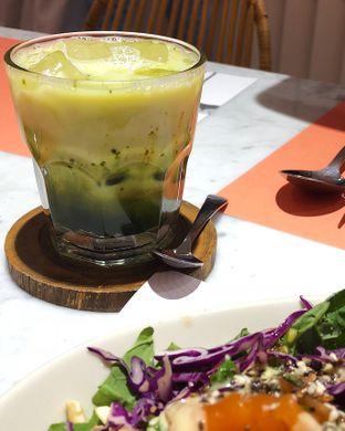 Foto 1 - Makanan(Matcha soy latte) di Fedwell oleh Claudia @claudisfoodjournal